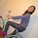 customización bici Maggy, Buenos Aires